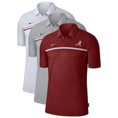 Alabama Script A Dri-Fit Polo 2