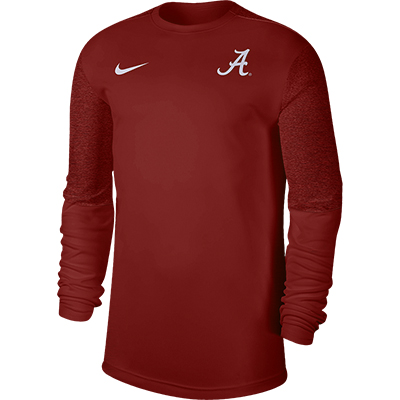 Script A Coach Uv Dri-Fit Long Sleeve Shirt