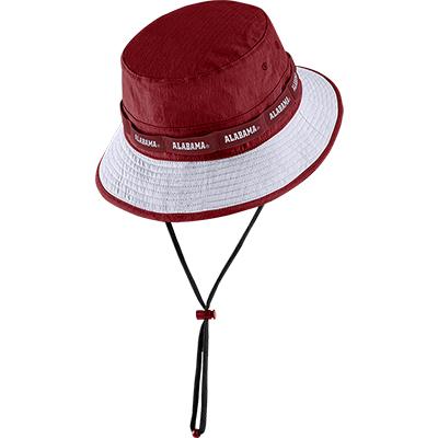 SCRIPT A DRY SIDELINE BUCKET CAP