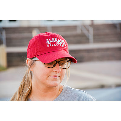 Alabama Basketball Campus Cap
