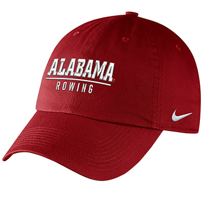 Alabama Rowing Campus Cap