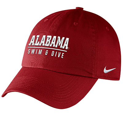 Alabama Swim And Dive Campus Cap