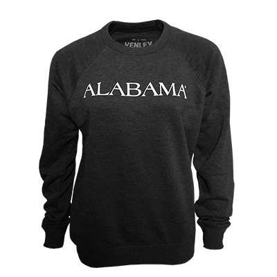 Alabama French Terry Fleece Pullover