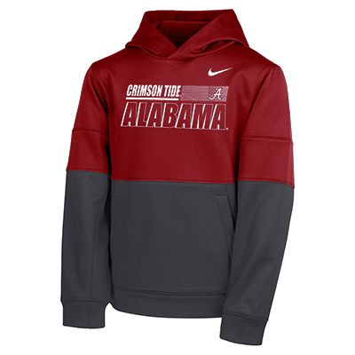 Alabama Crimson Tide Therma Pullover Hoodie