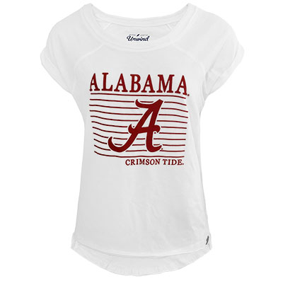 Alabama Script A Over Crimson Tide Ashville Shirt