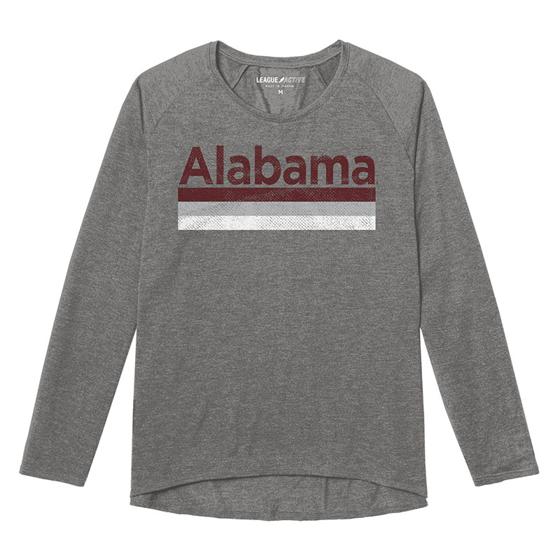 Alabama Triflex Long Sleeve Shirt (SKU 13380809207)