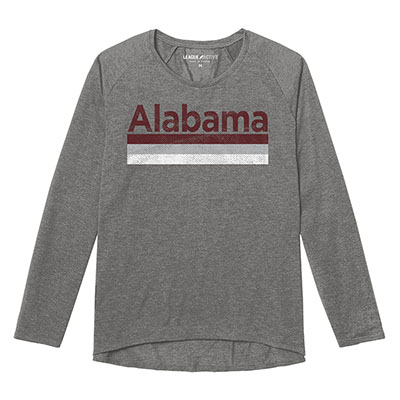 Alabama Triflex Long Sleeve Shirt