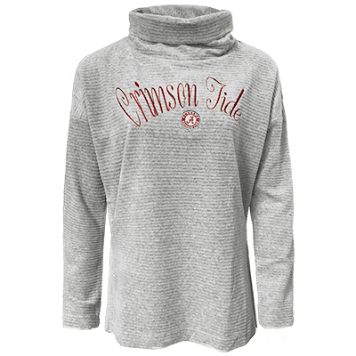 Alabama Crimson Tide Over Script A Glory Pullover