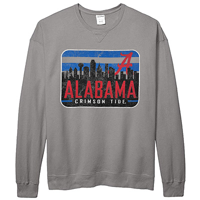 Alabama Crimson Tide Comfort Wash Sweatshirt