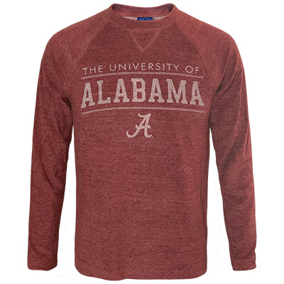 The University Of Alabama Over Script A Feel Good Terry Crew
