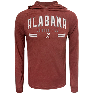 Alabama Crimson Tide Script A Jenkins Hooded T-Shirt