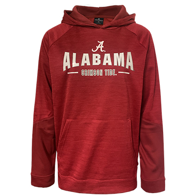Alabama Crimson Tide Youth Pods Pullover Fleece Hoodie
