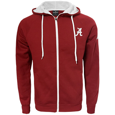 Script A Rally Full Zip Hoodie Jacket