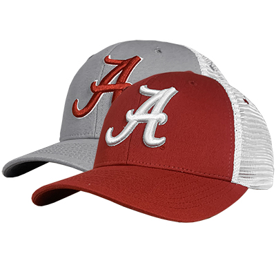 Alabama Al Classic Elephant Mens Womens Washed Trucker Cap Twill Adjustable Snapback Denim Hat One Size