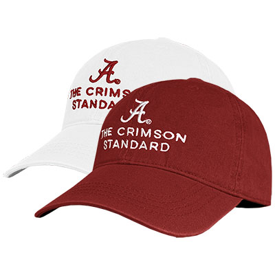 The Crimson Standard Cap