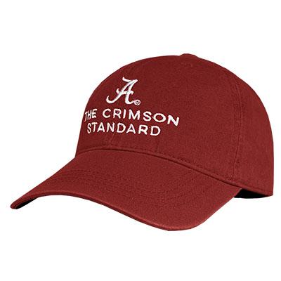 THE CRIMSON STANDARD CAP