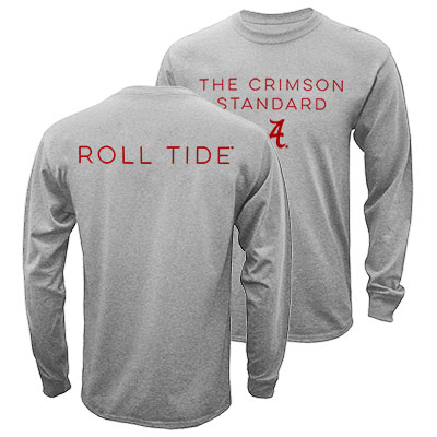 The Crimson Standard Long Sleeve T-Shirt