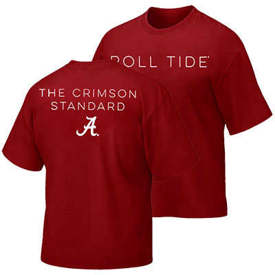 The Crimson Standard Roll Tide T-Shirt