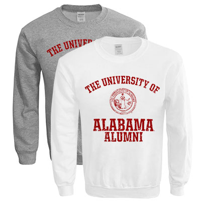 The University Of Alabama Alumni Seal Sweatshirt