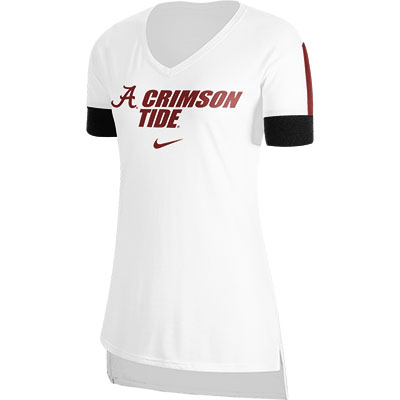 Script A Crimson Tide Dry V-Neck T-Shirt