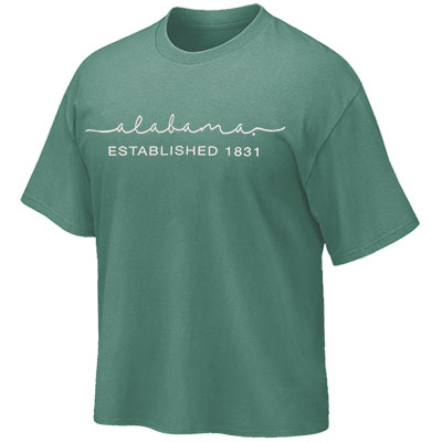 Alabama Established 1831 T-Shirt