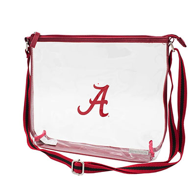 Alabama Simple Clear Tote
