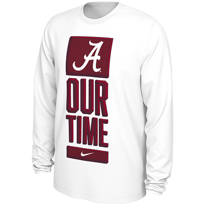 Our Time 2020 Legend Long Sleeve Script A T-Shirt