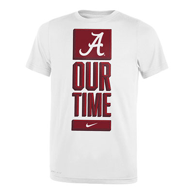 Script A Our Time 2020 Youth Legend T-Shirt