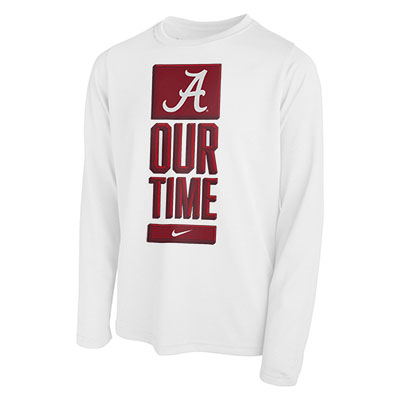 Script A Our Time 2020 Youth Legend Long Sleeve T-Shirt