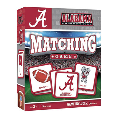 Alabama Matching Game Set