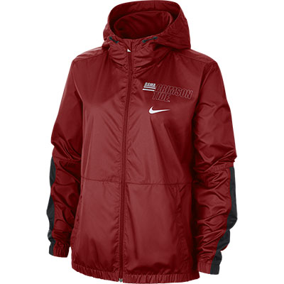 Bama Crimson Tide Repel Parka Jacket
