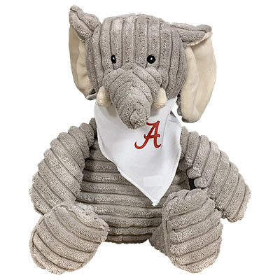 Alabama Kordy Kreature Elephant With Script A Bandana