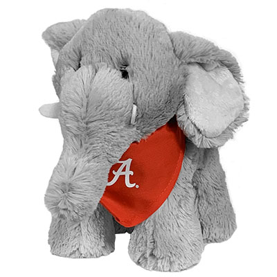 Alabama Aurora Splootsies Elephant With Script A Bandana