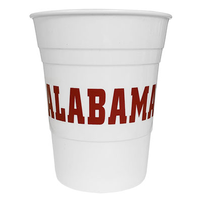 Alabama Roll Tide Party Cup