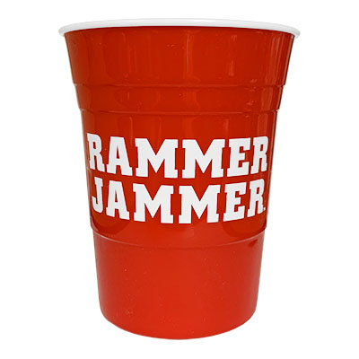 Alabama Rammer Jammer Party Cup