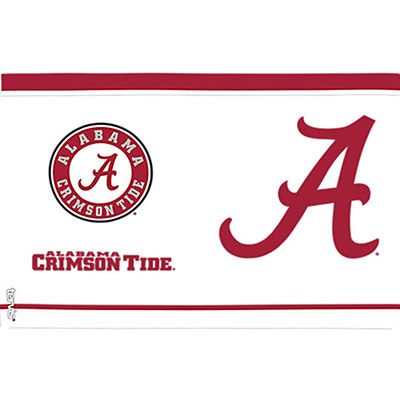 ALABAMA  TRADITIONS TUMBLER WITH LID