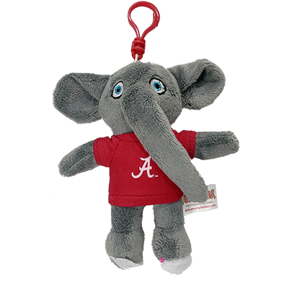 Alabama Big Al Keychain