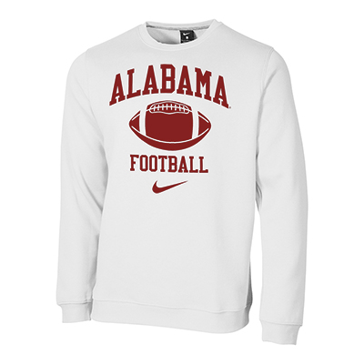 Alabama Football Club Fleece Crew