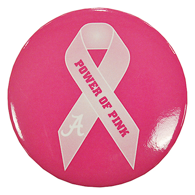 Alabama Power Of Pink Button