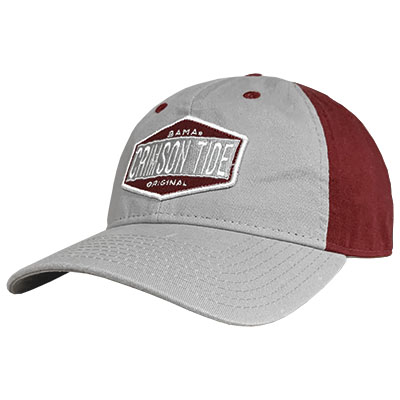 Original Bama Crimson Tide Patch Cap