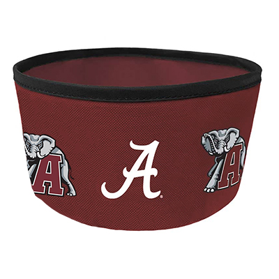 Alabama Collapsible Pet Bowl