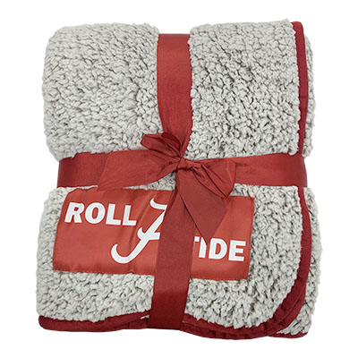Alabama Frosty Fleece Blanket