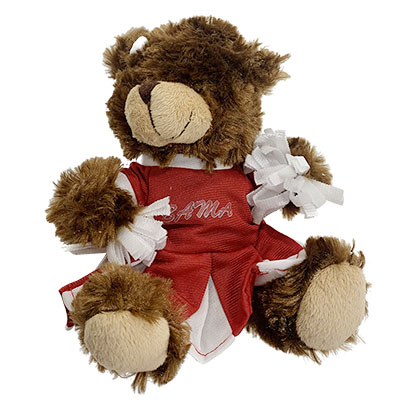Alabama Cheerleader Bear