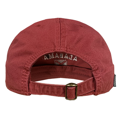 ALABAMA OVER STATE FLAG CAP