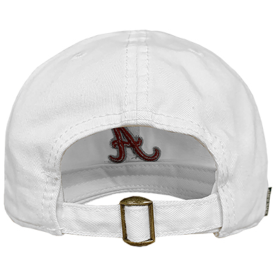 ALABAMA SCRIPT A OVER ROLL TIDE RELAXED TWILL CAP