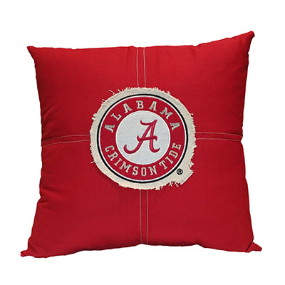 Alabama Letterman Pillow