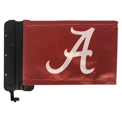 Alabama Antenna Flag