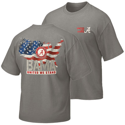 Alabama United We Stand T-Shirt