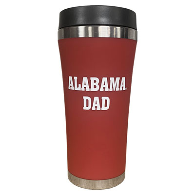 Alabama Dad To Go Tumbler With Lid