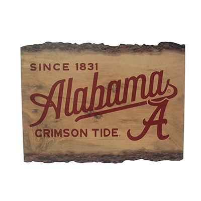 Alabama Crimson Tide Since 1831 Barky Sign